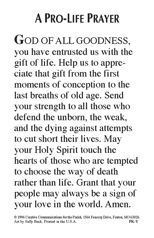 Thanksgiving Card Prayer