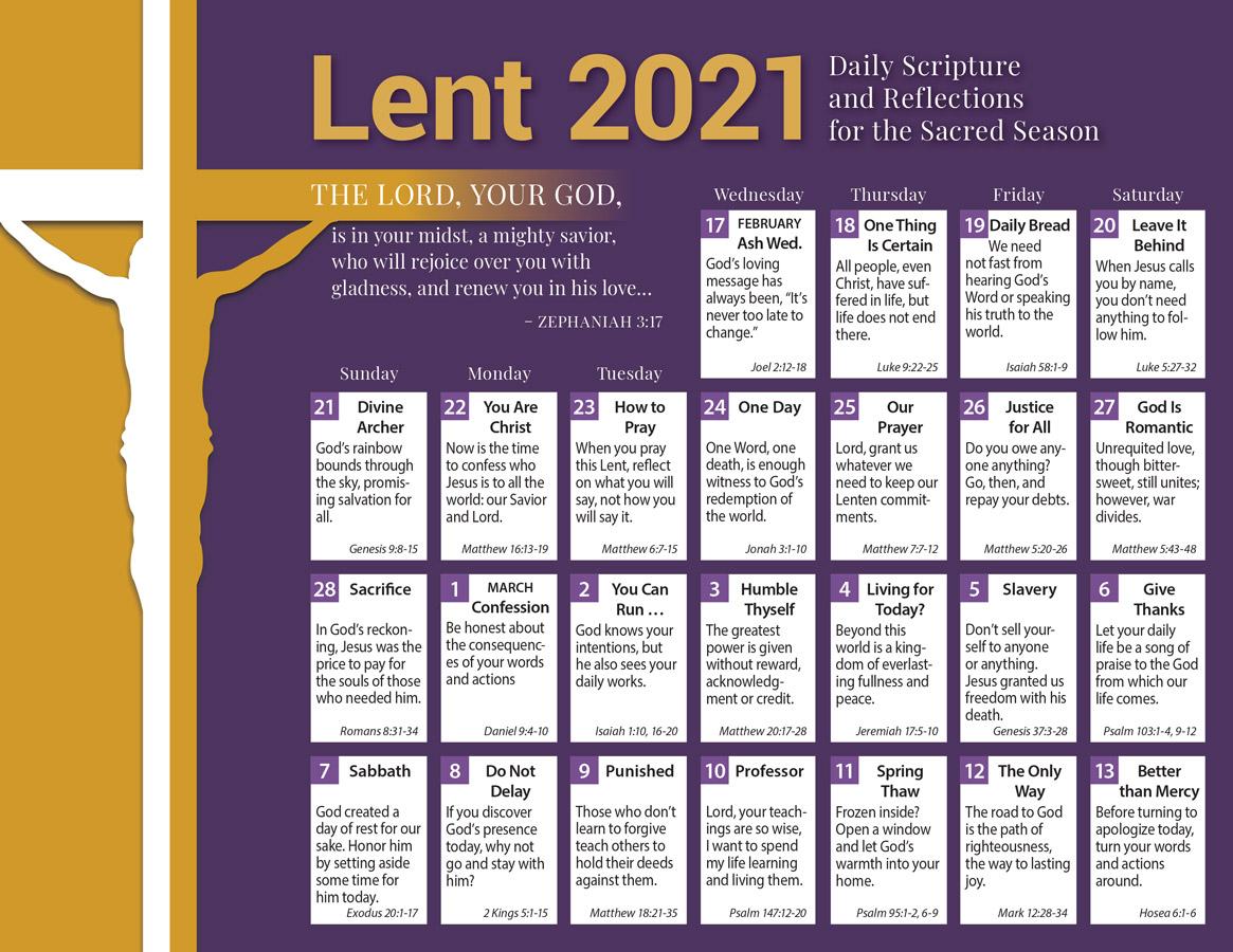 Lenten Calendar 2022.Lent 2021 Dates Catholic Liturgical Calendar 2020 Pdf Calendar Lent 2021 Starts On Wednesday February 17 And Ends On Thursday April 1 A Christian Period Lasting 40 Days