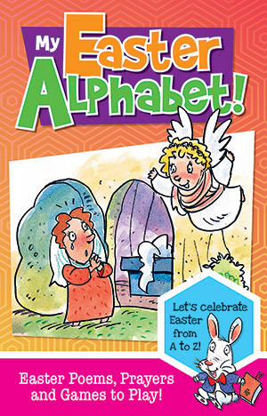 Easter Alphabet Activity Booklet