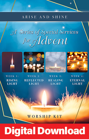 Arise And Shine Traditional Advent Worship Kit