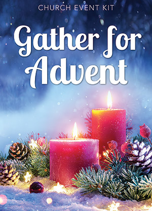 Church Advent Event Kit - Protestant