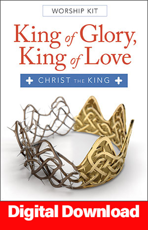 King Of Glory, King Of Love Christ And King Service