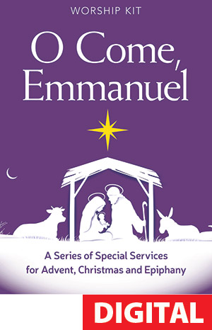 O Come Emmanuel Advent And Chistmas Worship Series Digital Download