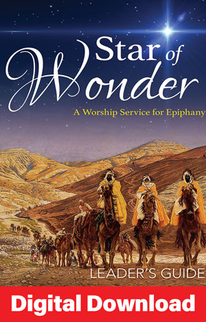 Star Of Wonder: Epiphany Service - Digital Download
