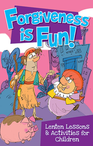 Forgiveness Is Fun Activity Booklet