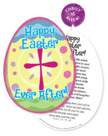 Easter Lollypop/card Combo