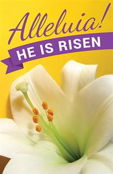 Easter Prayer Card