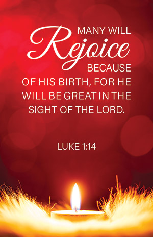 Advent Prayer Card