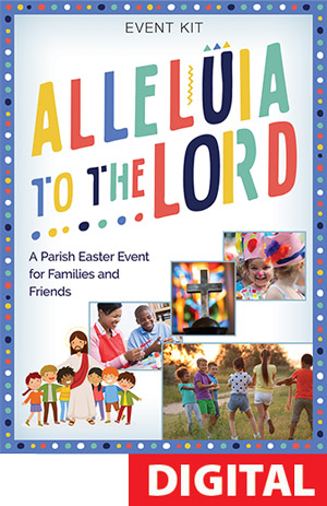 Easter Parish Event Digital Download