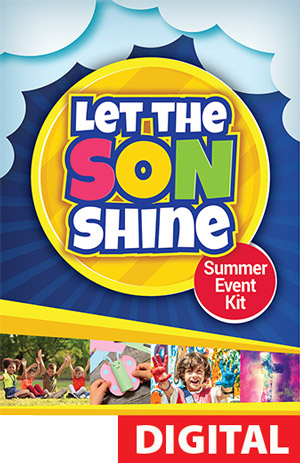 Summer Parish Event Kit Digital Download