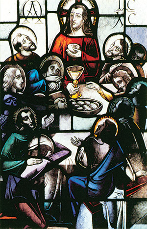 First Communion (last Supper)