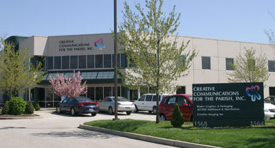 Creative Communications building