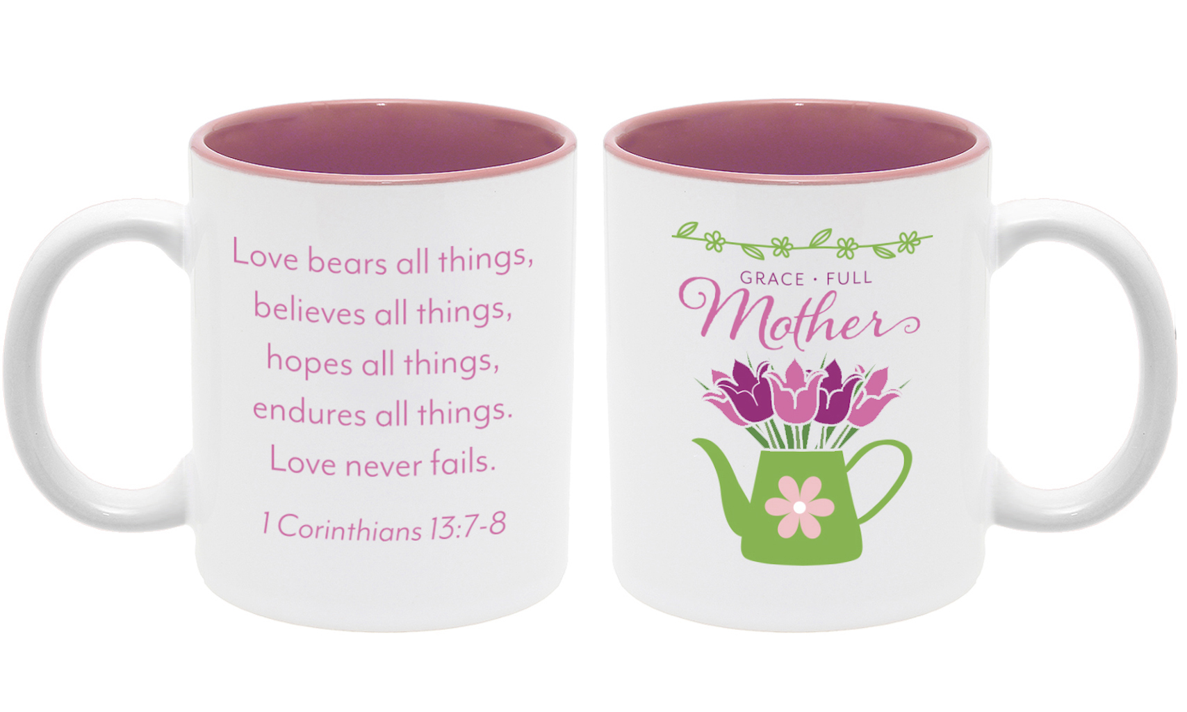 Grace Full Mother Mug - Jpg file