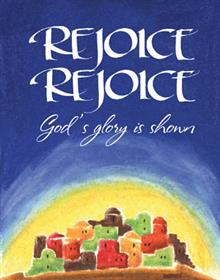 Rejoice, Rejoice, God's Glory Is Shown