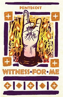 Witness For Me: A Service For Pentecost Sunday: Bl Bulletin
