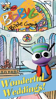 The Bedbug Bible Gang Wonderful Weddings VHS