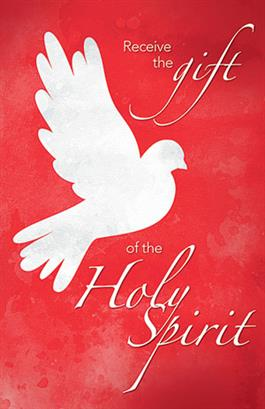 Receive The Gift Of The Holy Spirit