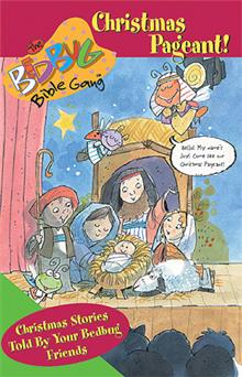 The Bedbug Bible Gang Christmas Pageant
