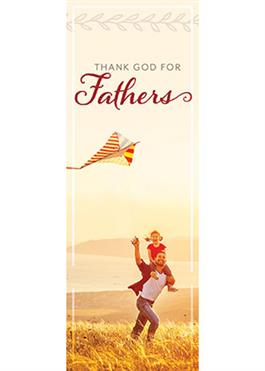 Father's Day Bookmark