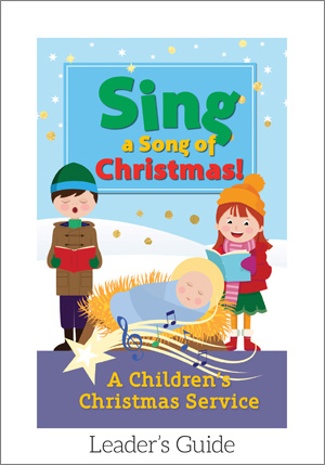 Sing A Song Of Christmas Children's Service