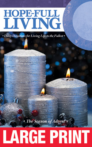 Hope-Full Living The Season Of Advent