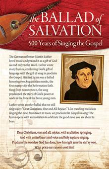 The Ballad Of Salvation