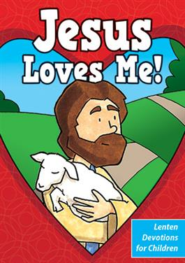 Jesus Loves Me Children's Booklet