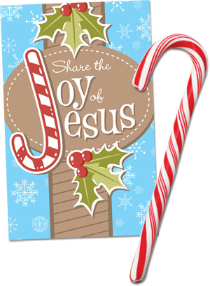Share The Joy Of Jesus