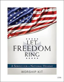 Let Freedom Ring Patriotic Service