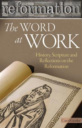 Booklet: Reformation: The Word At Work