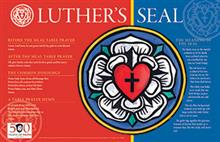 Luther Seal Placemat