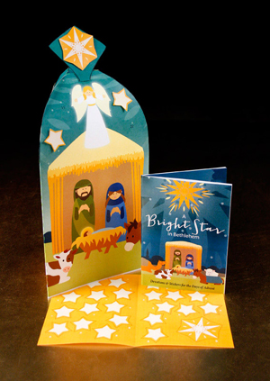 A Bright Star In Bethlehem