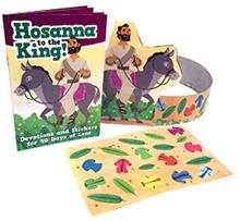 Hosanna To The King - Booklet; Poster And Sticker Sheet