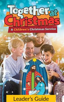 Together At Christmas Children's Service - Digital Download