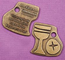 First Communion Coin